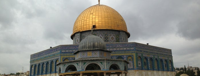 The Temple Mount is one of Jerusalim.