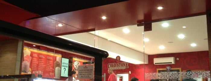 Cold Stone Creamery is one of Katy trip.