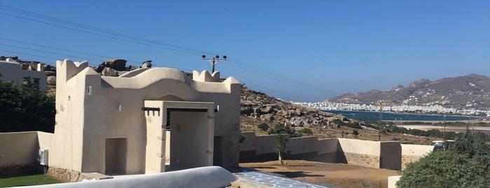 Naxos Euphoria Suites is one of Lugares favoritos de Onur.