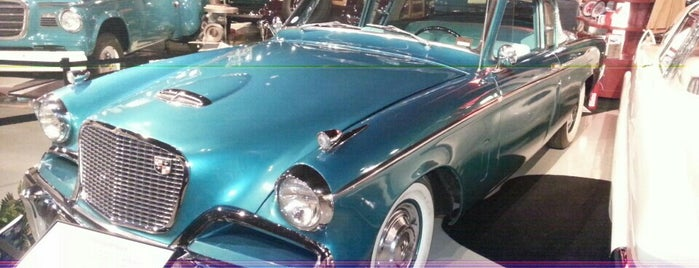 Studebaker National Museum is one of May Road Trip.