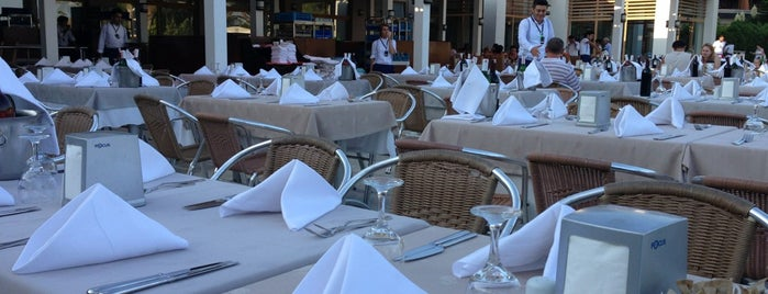 Voyage Sorgun Main Restaurant is one of Orte, die Kevser gefallen.