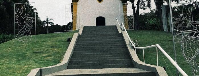 Capela Santo Amaro is one of Lugares Já Visitados.