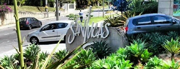 San Lucas Plaza is one of Medallo.