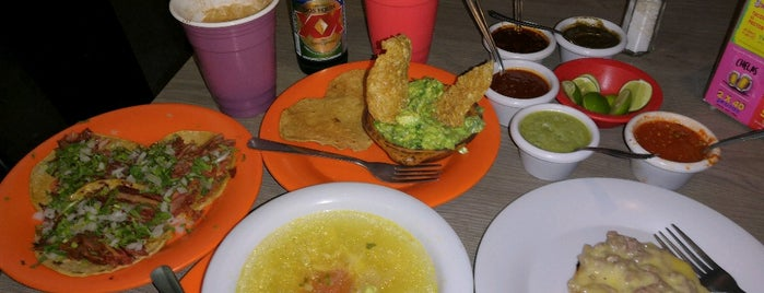 Yo Taquero Roma Sur is one of Restaurantes CDMX.
