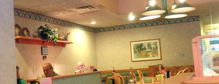 Village Inn is one of My New Hometown.