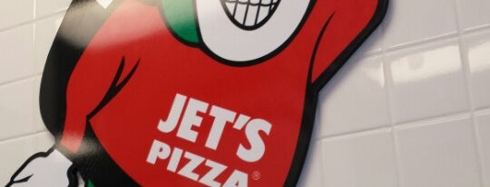 Jet's Pizza is one of Elmhurst.