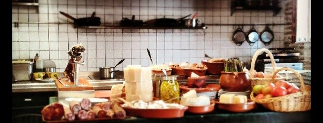 La Doma is one of Sevilla gastronómica.