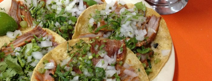 Taquería El Charquito is one of Tacos.