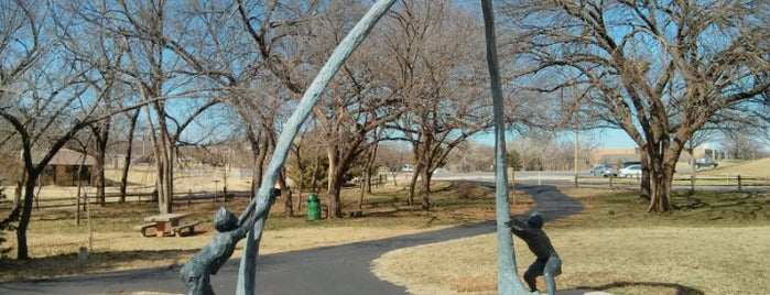 E.C. Hafer Park is one of Orte, die Sheila gefallen.