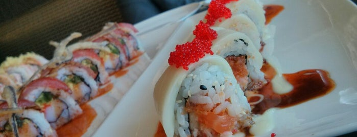 Cafe Icon-Sushi & Grill is one of OKC.