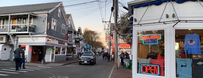 Provincetown, MA is one of Posti che sono piaciuti a Dustin.