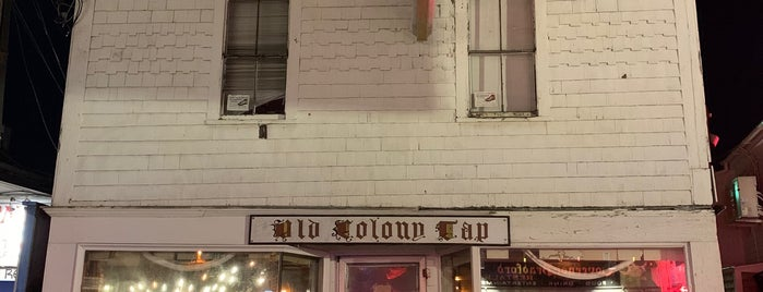 Old Colony Tap is one of Food to Try - Not NY.