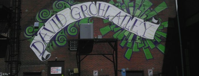 Dave Grohl Alley is one of South of Cleveland and Ashtabula.