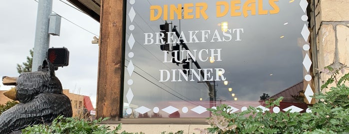 Black Bear Diner is one of Slightly Stoopid Approved.