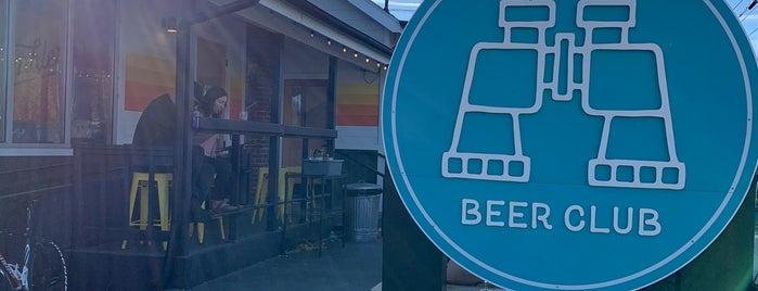 Boss Rambler Beer Club is one of Bend.