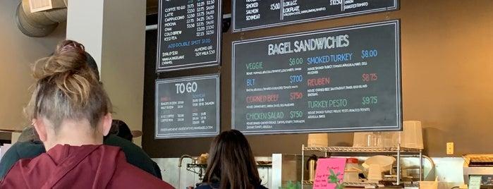 Spielman Coffee & Bagels is one of Portland.