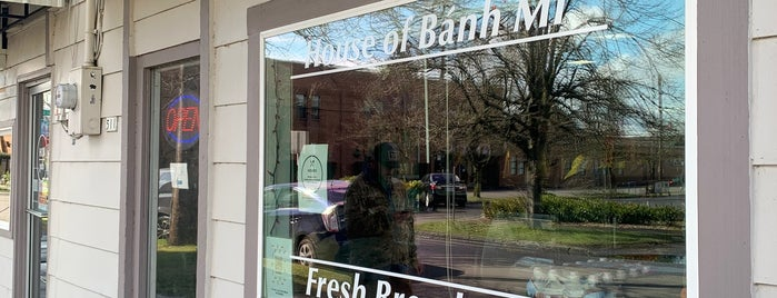 The House of Báhn Mì is one of PDX to-do.