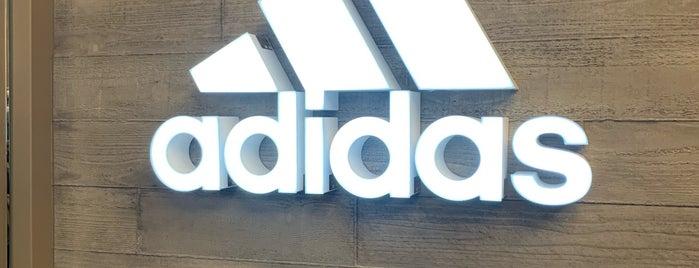 Adidas is one of Lieux qui ont plu à Thais.