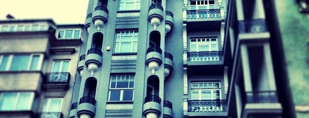 Teşvikiye Caddesi is one of Istanbul |Shopping|.