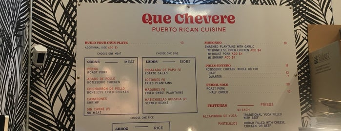 Que Chevere is one of Manhattan To-Do's (Between Delancey & 14th Street).