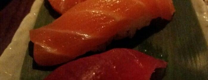 MF Sushi is one of Houston.
