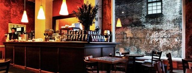 La Colombe Coffee Roasters is one of Philadelphia.