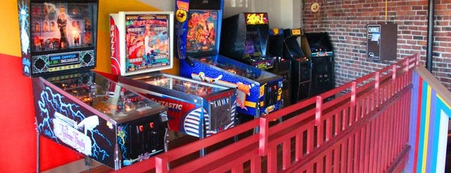 John John's Game Room is one of Thrillist's Best Day of Your Life: Seattle.