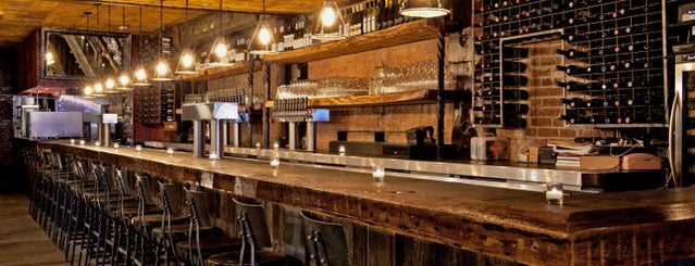 Randolph Beer NOLITA is one of GW/NY Happy Hour Spots.