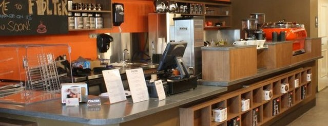 Filter Coffeehouse & Espresso Bar is one of USA 3.
