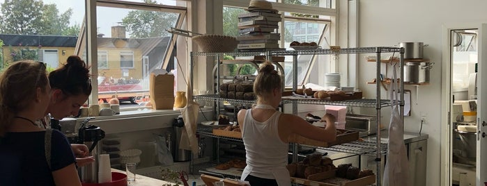 lille bakery is one of Copenhagen.