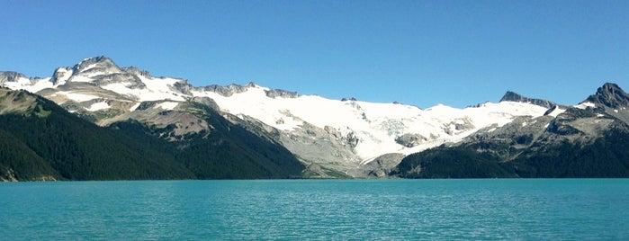 Garibaldi Lake is one of Misc..