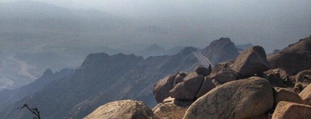 Al-Hada Lookout is one of Gespeicherte Orte von Queen.