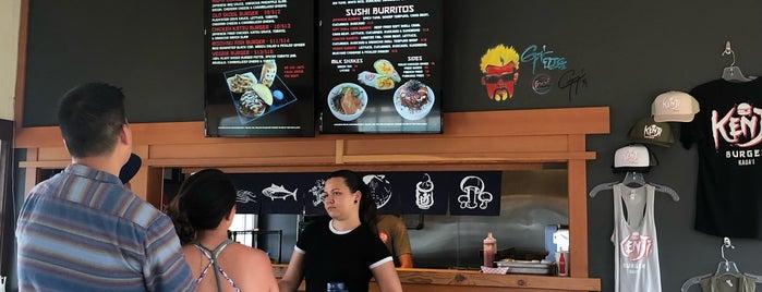 Kenji Burger is one of Ryan'ın Beğendiği Mekanlar.