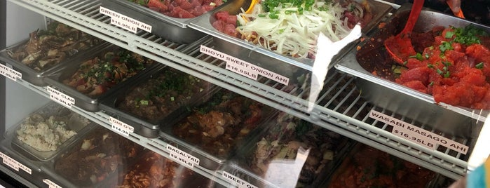Alicia's Market: Poke Express is one of Lugares favoritos de Mark.