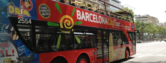 Barcelona City Tour is one of Barcelona.