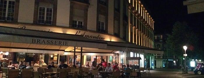 L'Amandine is one of Katya : понравившиеся места.