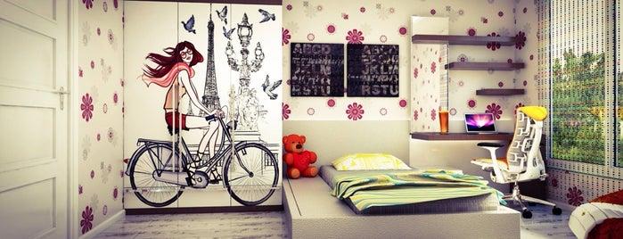 Arna Mobilya Showroom is one of สถานที่ที่ . ถูกใจ.