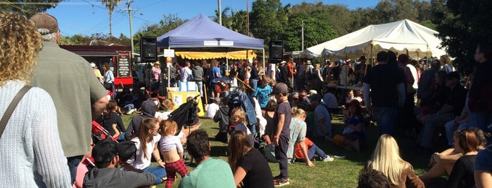 Byron Bay Markets is one of Lugares favoritos de Hemera.
