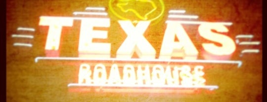 Texas Roadhouse is one of Lugares favoritos de Ryan.