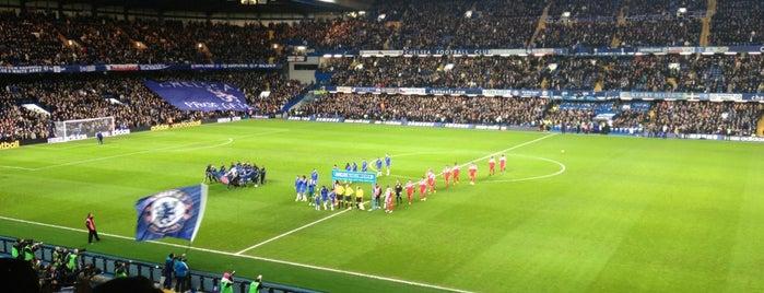 Stamford Bridge is one of London Favorites.