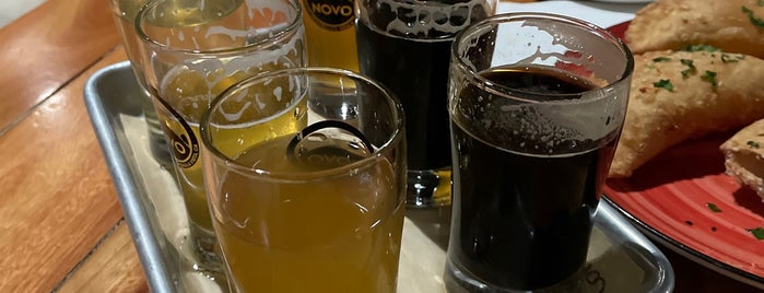 Novo Brazil Brewing is one of San Diego Breweries.