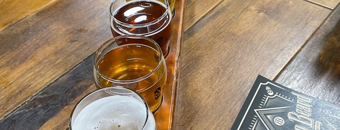Burning Beard Brewing Co. is one of San Diego.