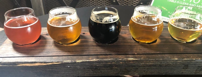 Black Plague Brewery is one of California Breweries 5.