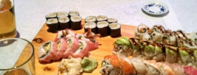The Surfside Sushi & Coastal Cuisine is one of Happy Hour.