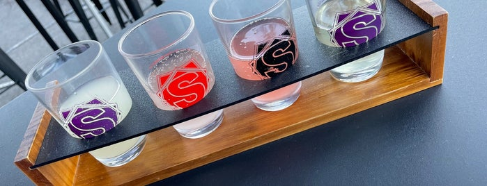 Setting Sun Sake is one of SD Drinks.