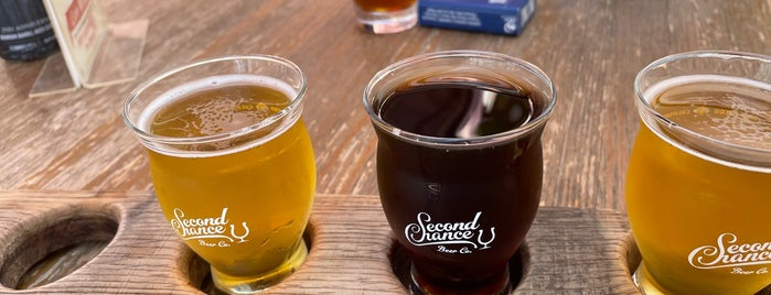 Second Chance Beer Company is one of San Diego.