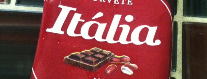 Sorvete Itália is one of Locais curtidos por Lays.