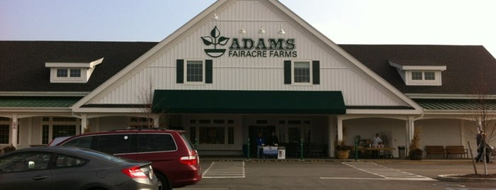Adams Fairacre Farms is one of Beaconish.