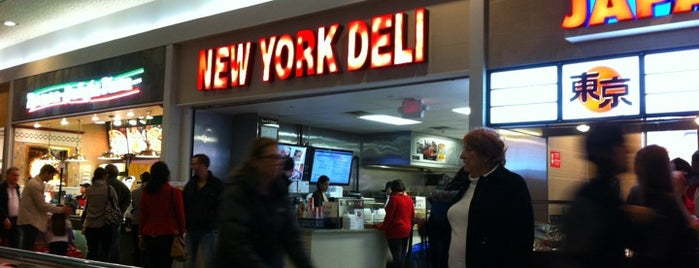 New York Deli is one of Tempat yang Disukai Mario.