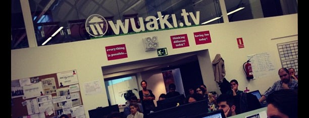 Wuaki.tv is one of Orte, die jordi gefallen.